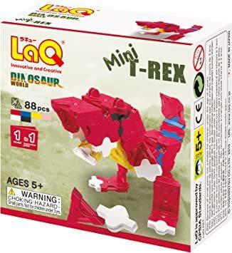 ラキュー (LaQ) ダイナソーワールド(DinosaurWorld) ミニティーレックス_画像1