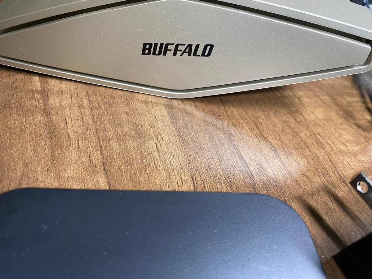 BUFFALO バッファロー 無線LAN ルーター WSR-5400AX6