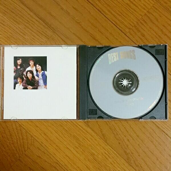 【送料185円】ゴダイゴ ベスト・ソングス ベストアルバムCD _画像2