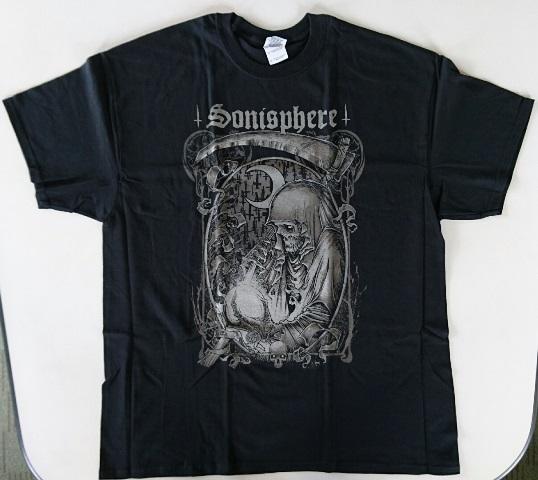 SONISPHERE METALLICA / BABYMETAL / IRON MAIDEN Tシャツ XL