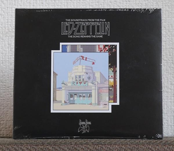 欧州製/CD/2枚組/レッド・ツェッペリン/永遠の詩・狂熱のライヴ/Led Zeppelin/The Song Remains the Same/2007_画像1