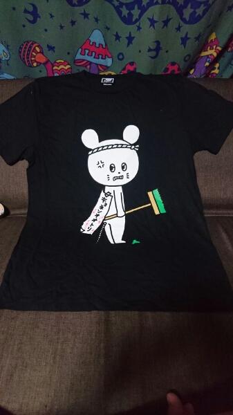 キュウソネコカミ キョネンノオオトリ ライブTシャツ ライブグッズの画像