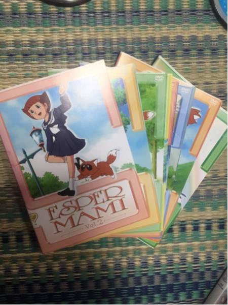 エスパー魔美 レンタルDVD 全20巻中、16巻セット グッズの画像
