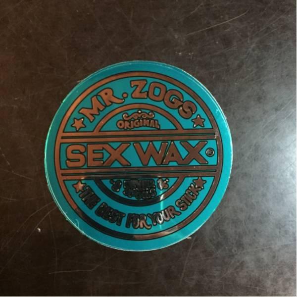 SEXWAXステッカー 12