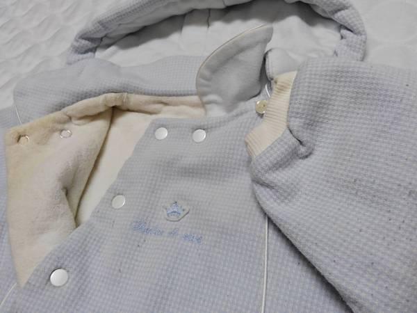 cd91d9063f255 代購代標第一品牌- 樂淘letao - …Ruban de reve…2wayカバーオール(ベビー用)薄水色アウター