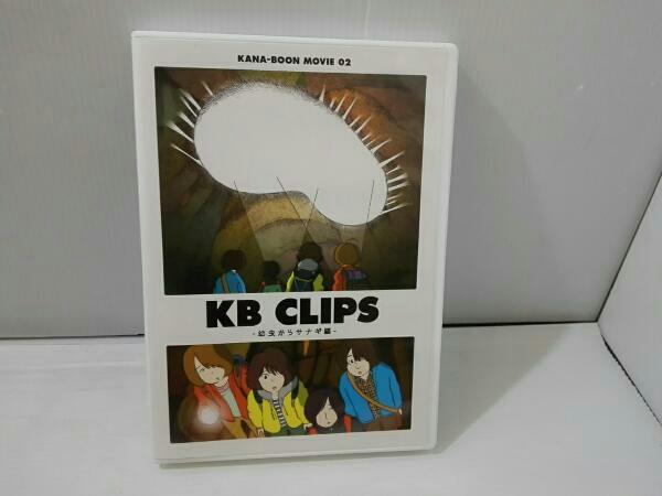 KANA-BOON MOVIE 02 / KB CLIPS~幼虫からサナギ編~ ライブグッズの画像