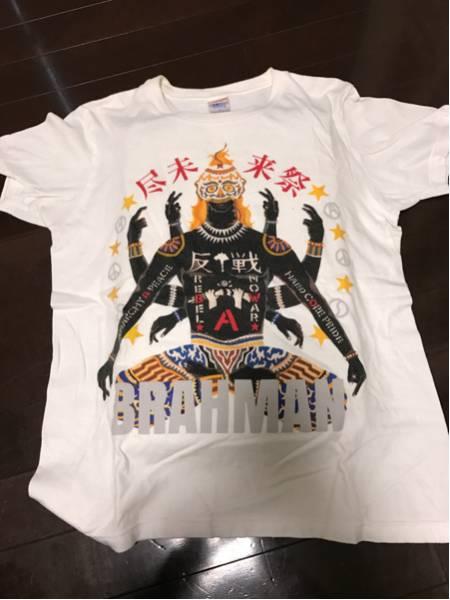 BRAHMAN 尽未来祭 オフィシャルTシャツ Mサイズ
