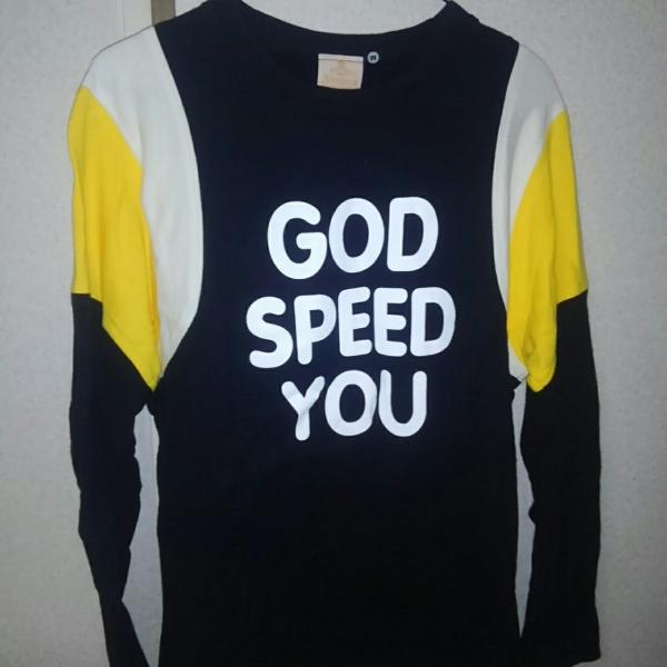 氣志團 GOD SPEED YOU 長袖Tシャツ M ライブグッズの画像