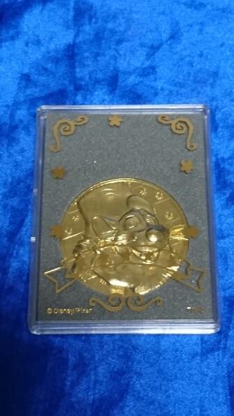 映画 レミーのおいしいレストラン メダル レア ディズニー レア ディズニーグッズの画像