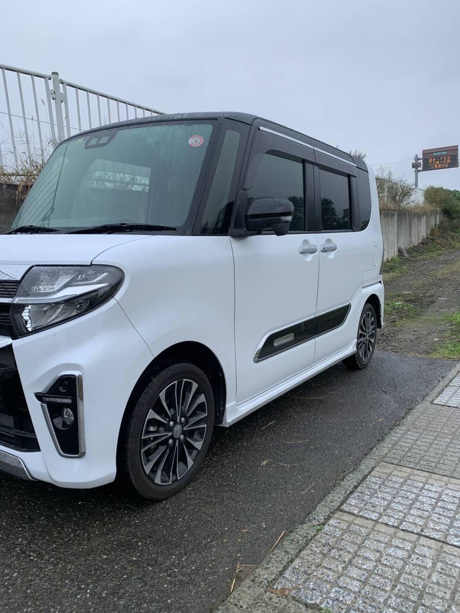 「令和元年式ダイハツタントカスタムRS 4WD車です。」の画像2