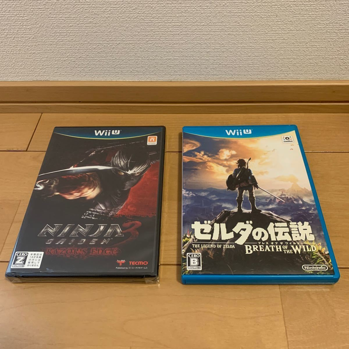 WiiUソフト 9本セット