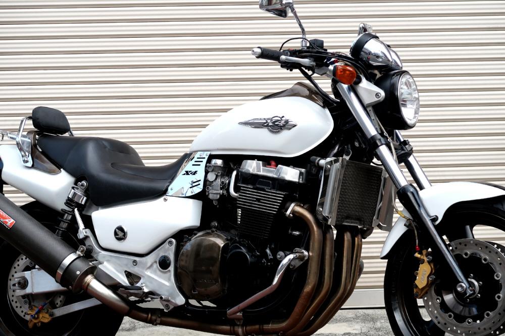 「チャンス到来■ X4 ■東京カスタム■Yamamoto Racing-改■必見■美車■ホンダ/CB1300SF/」の画像3