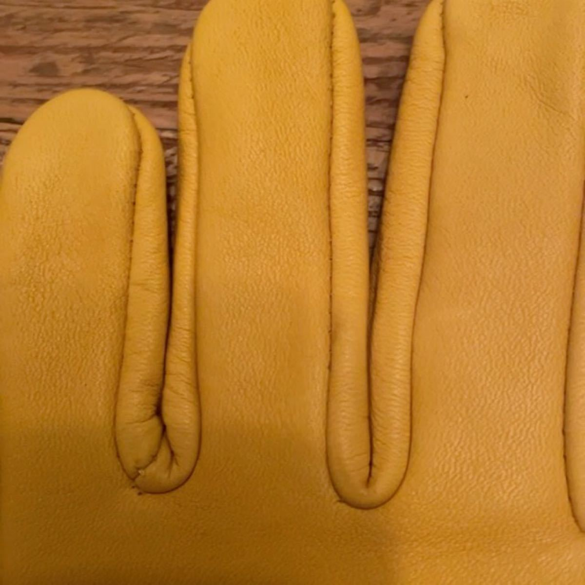 牛革 手袋 レザー グローブ キャンプ ツーリング サイズL 作業 グローブ アウトドア 防寒手袋 レザーグローブ ハーレー