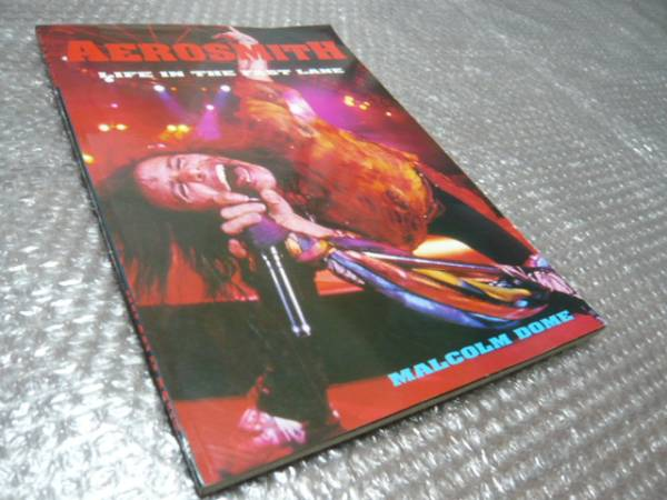洋書★エアロスミス【写真集】★ハードロック★1994年発刊2000