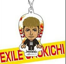 EXILE15thガチャ★EXILE★SHOKICHI★Joy-ride★携帯クリーナー
