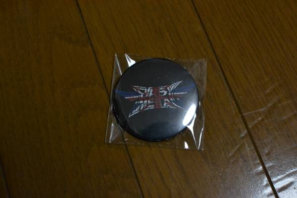BABYMETAL 東京ドームLV WEMBLEY ARENA 予約特典 缶バッジ