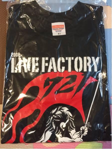 LIVE FACTORY 2008 Tシャツ新品未開封 浅井健一 スカパラ