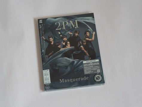 2PM ◆ マスカレード ~Masquerade~ ◆ 初回生産限定盤B DVD