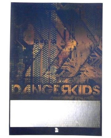 即決◆DANGERKIDS / デンジャーキッズ◆US版 ポスター◆未使用品