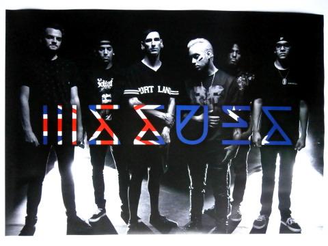 即決◆ISSUES / イシューズ◆US版 ポスター◆未使用品