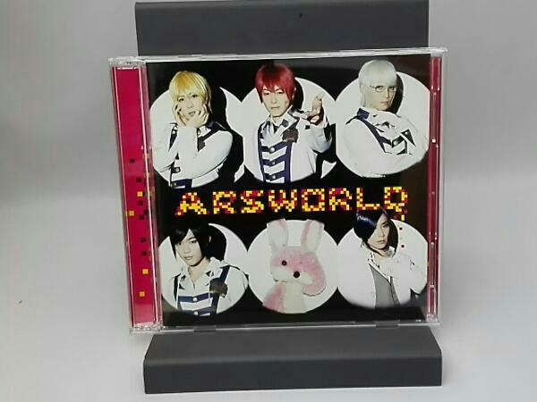 【ジャンク】アルスマグナ ARSWORLD(初回限定盤A)(DVD付) ライブグッズの画像