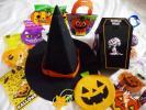 ◆魔女のとんがり帽子 USJ ホラーナイト ハロウィーン スヌーピー 棺おけ ポップコーンバケツ*ジャック オー ランタンパンプキンポシェット