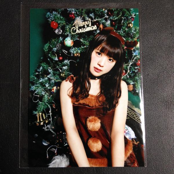NMB48 school カレンダー 2016-2017 百合劇場 渋谷凪咲 生写真