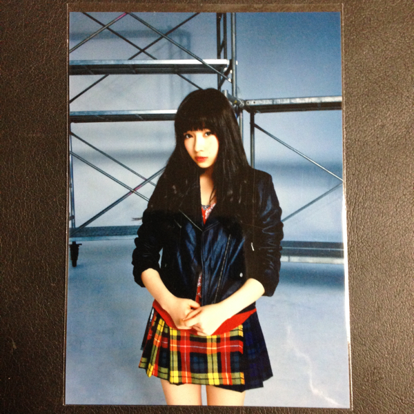 NMB48 school カレンダー 2016-2017 百合劇場 村瀬紗英 生写真