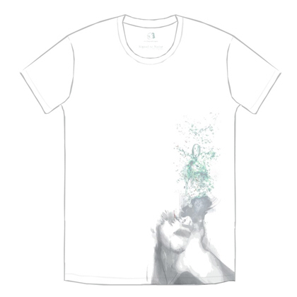 東京喰種 TK from 凛として時雨 ライブTシャツ 完全受注生産品