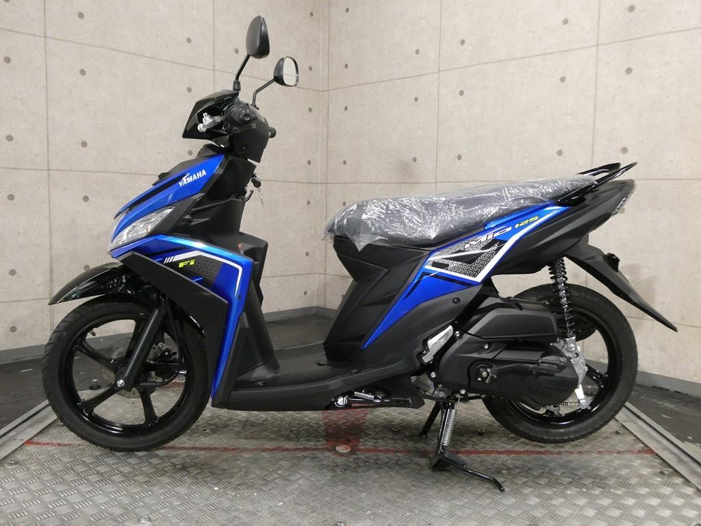 「【37478】ヤマハ Mio125♪インドネシア仕様の並行輸入新車です。【乗り出し価格】」の画像1