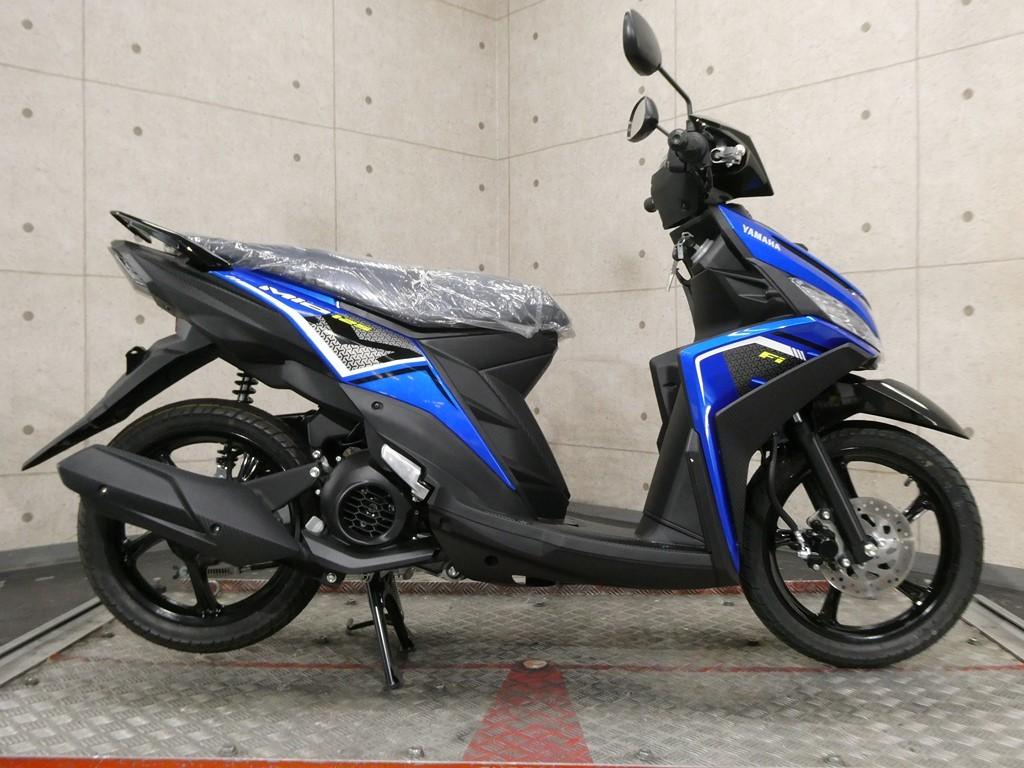 「【37478】ヤマハ Mio125♪インドネシア仕様の並行輸入新車です。【乗り出し価格】」の画像2