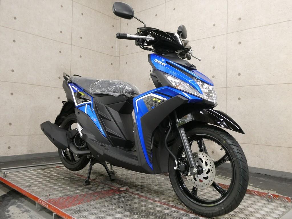 「【37478】ヤマハ Mio125♪インドネシア仕様の並行輸入新車です。【乗り出し価格】」の画像3