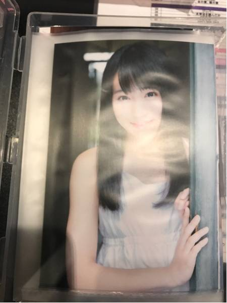 UTB vol.248 秋葉原CAFE&SHOP 特典生写真 坂口渚沙