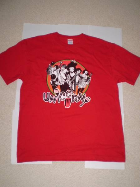ユニコーン☆ABEDON 50祭★サクランボーTシャツ♪XL(完売品)美品