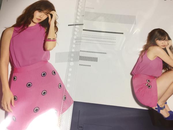 ℃-ute鈴木愛理2種★ピンポス★ピンナップポスター★℃-fes ライブグッズの画像