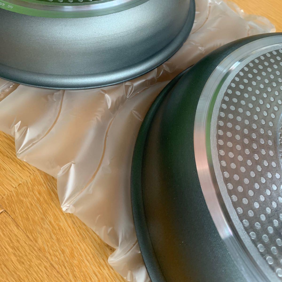 【うさぎ様専用】T-fal インジニオネオ フライパン シルクグレー 2点とバタフライガラス蓋26cm のセット