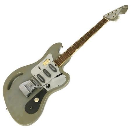 Teisco TG-64 1960年代 エレキギター ビンテージ ジャンク Y5938920_画像1