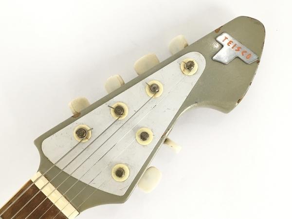 Teisco TG-64 1960年代 エレキギター ビンテージ ジャンク Y5938920_画像3