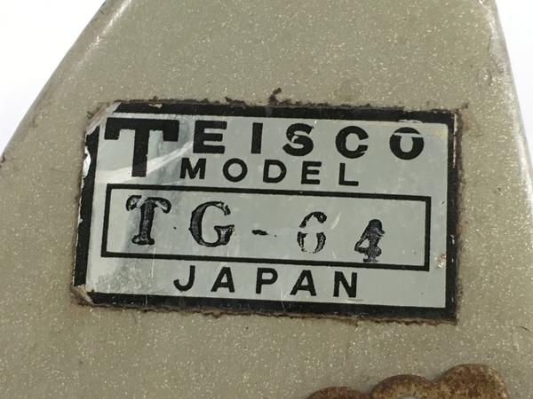 Teisco TG-64 1960年代 エレキギター ビンテージ ジャンク Y5938920_画像2