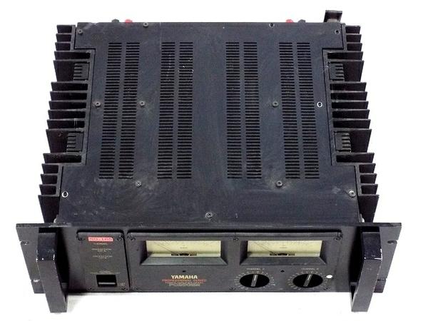 YAMAHA PC2002M パワーアンプ 音響機材 オーディオ ジャンク T5887925_画像4