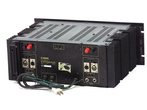 YAMAHA PC2002M パワーアンプ 音響機材 オーディオ ジャンク T5887925_画像6