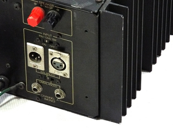 YAMAHA PC2002M パワーアンプ 音響機材 オーディオ ジャンク T5887925_画像9