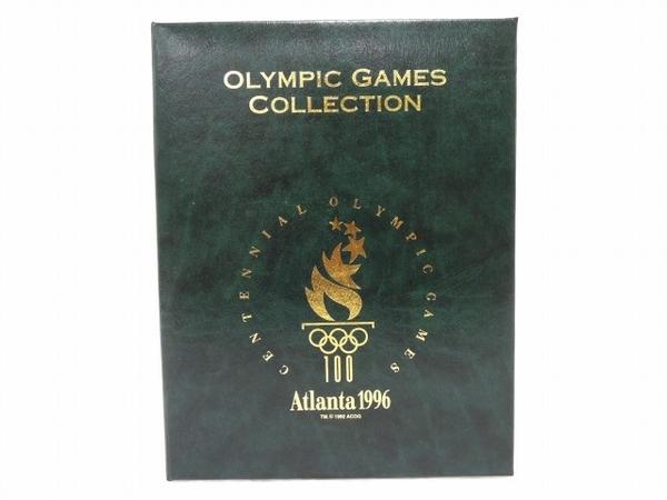 ZIPPO OLYMPIC GAMES COLLECTION Atlanta 1996 ジッポー 未使用 O5954572_画像6