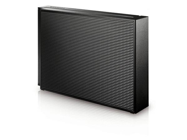 IO DATA HDCZ-AUT2 2TB 外付ハードディスク 24時間連続録画対応 高信頼 静音 中古 良好 Y5949545_画像3