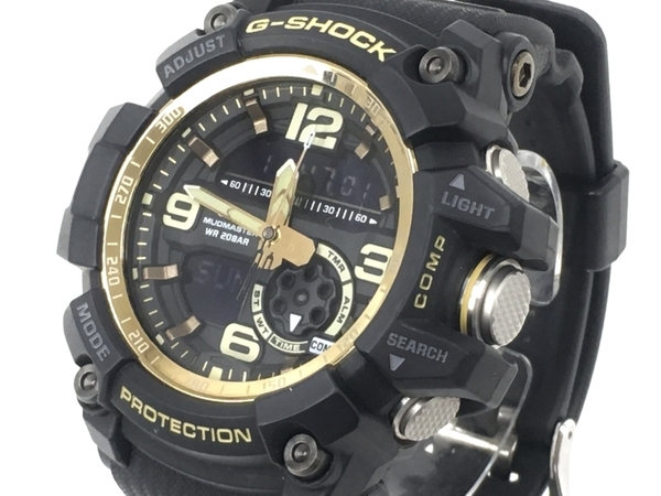 CASIO G-SHOCK GG-1000GB-1AJF MUDMASTER マッドマスター 時計 中古 良好 M5951979_画像2