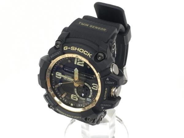 CASIO G-SHOCK GG-1000GB-1AJF MUDMASTER マッドマスター 時計 中古 良好 M5951979_画像5