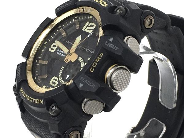 CASIO G-SHOCK GG-1000GB-1AJF MUDMASTER マッドマスター 時計 中古 良好 M5951979_画像3