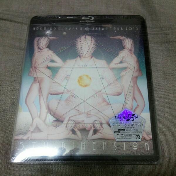 ■新品同様◆ももクロ 5TH DIMENSION Blu-ray ブルーレイ