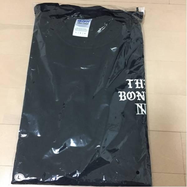 新品!!●The BONEZ Tシャツ 黒 Lサイズ ●RIZE 未開封 ロゴ
