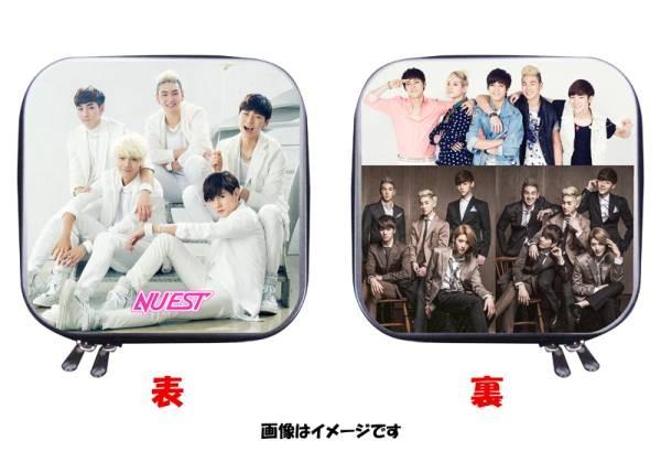NU'EST 両面写真付き CDケース DVDケース 四角 02
